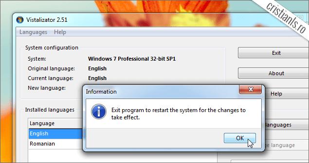 Repornirea calculatorului