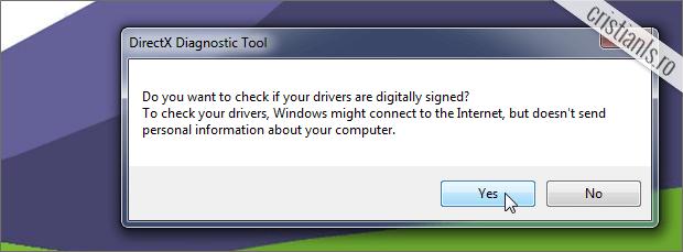 verificarea driverelor