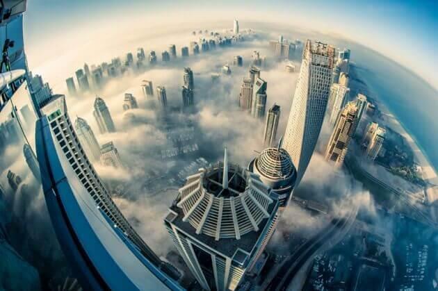 Orașul norilor, Dubai - 7