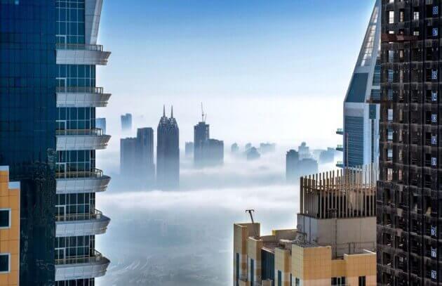 Orașul norilor, Dubai - 6