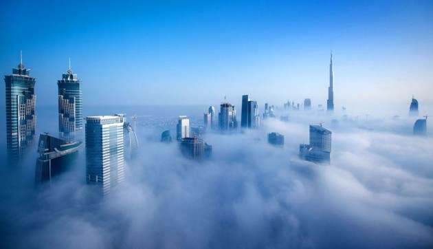Orașul norilor, Dubai - 5