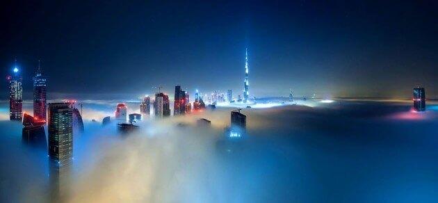 Orașul norilor, Dubai - 3