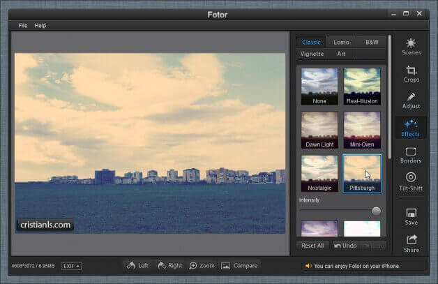 Fotor - Effects