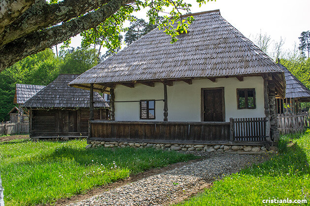 Muzeul Satului Sibiu - Muzeul Astra