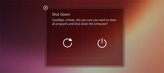 butoane noi în Ubuntu 13.04