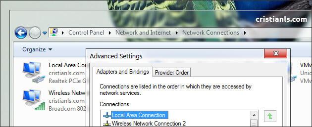 conexiune preferată