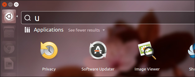 Software Updater Ubuntu
