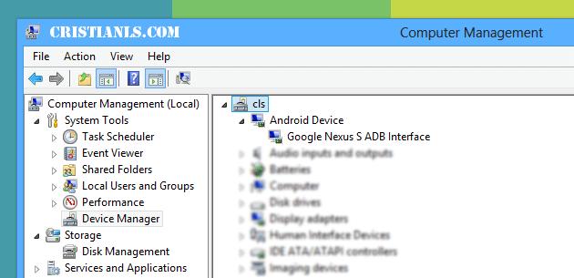 Drivere Windows pentru orice smartphone Android