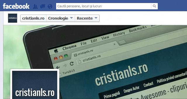 facebook.com/cristianls.ro