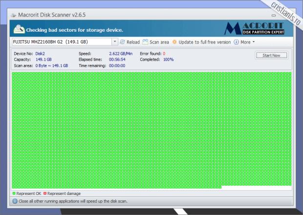 Macrorit Disk Scanner Free