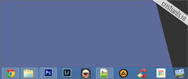 cum se dezactiveaza butonul Start din Windows 8.1