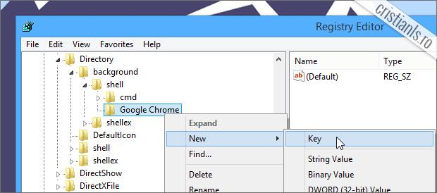 noua cheie sub cheia care poarta numele programului