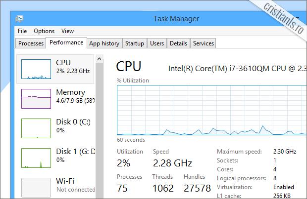 performance windows 8.1