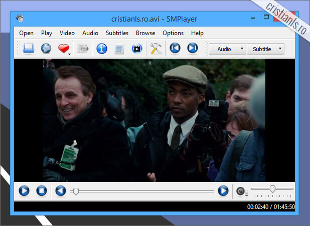 program de vazut filme calculator: SMPlayer