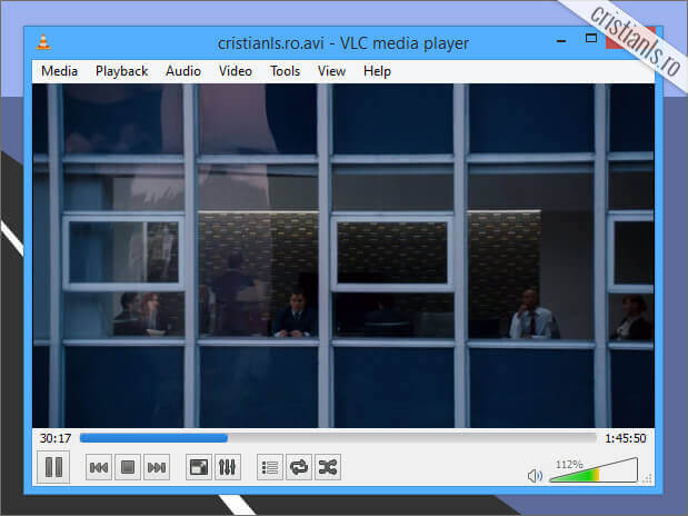 program de vazut filme calculator: VLC Media Player