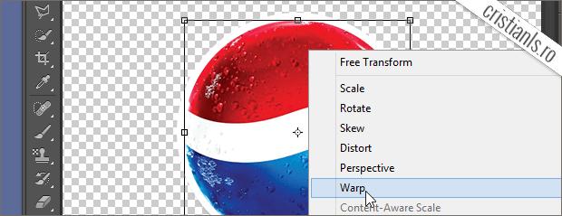 warp layer logotip