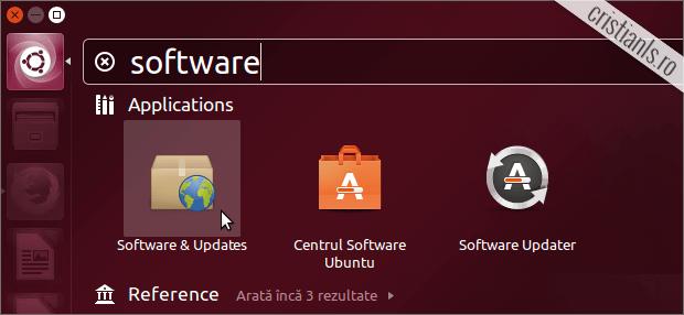Software & Updates - Ubuntu 13.10