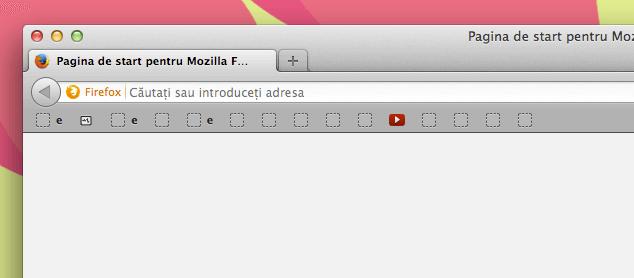 Sincronizare Firefox