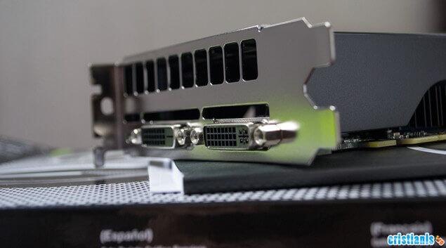 evga geforce gtx 650 DVI-I