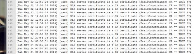 rsa-server-certificate