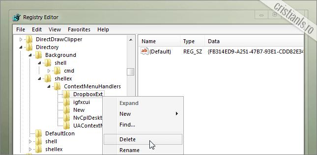 Move to Dropbox in folder