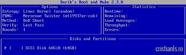 Darik's Boot and Nuke