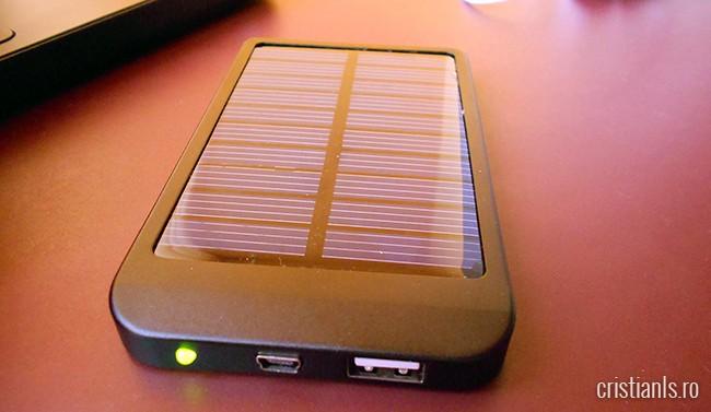 bateria solara - conectori