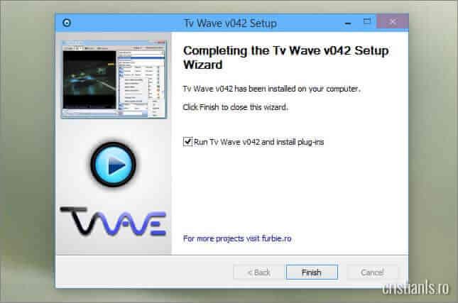 instalare tv ware & plugin-uri