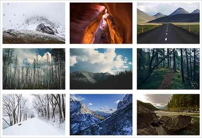 re:splashed - fotografii gratuite