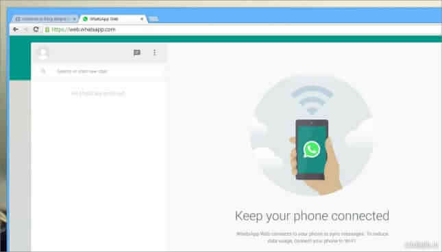 whatsapp web functionand