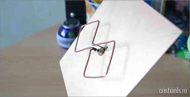 antena wireless homemade
