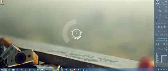 desktop-ul meu