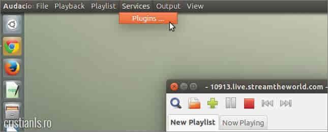 Audacious » Services » Plugins