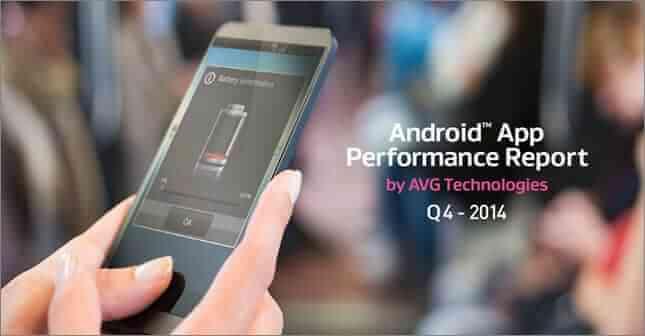 aplicatiile android consum ridicat baterie
