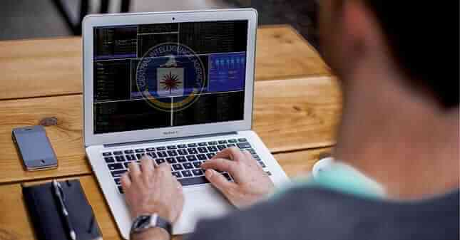 CIA - spionaj cibernetic