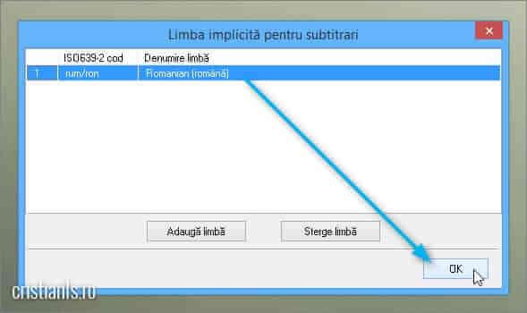 subtitrari implicite in limba romana