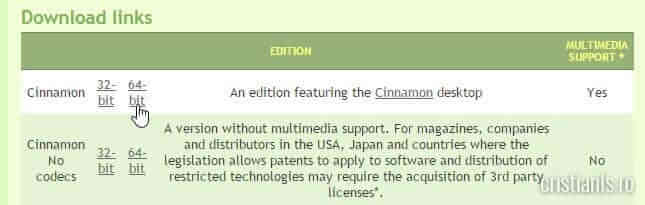 download linux mint