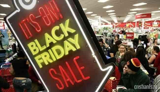 Black Friday 2015 - Oferte