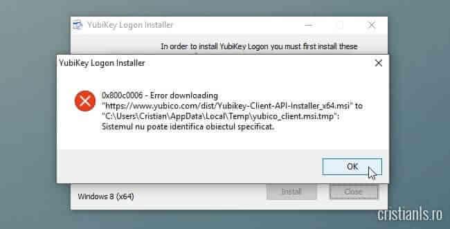 probleme in Windows 10