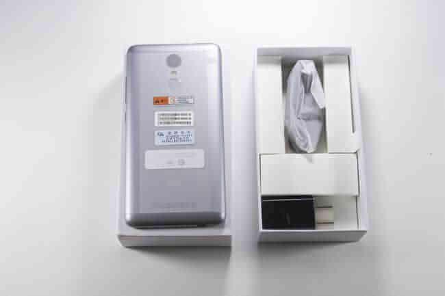 Xiaomi Redmi Note 3 - spate/cutie
