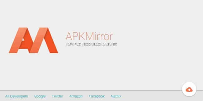 Alternative la Google Play - APKMirror