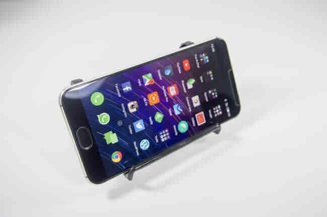 suport smartphone fata