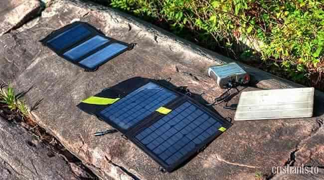 incarcator solar portabil   foto Eric Johnson