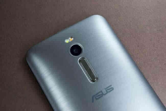 ASUS ZenFone 2 ZE551ML - butoane volum