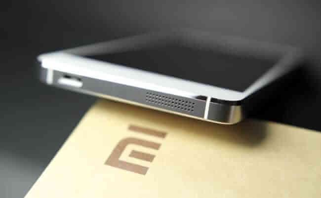 Xiaomi Mi4 Difuzor