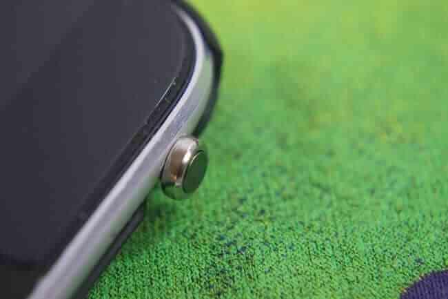 Xiaomi MiKey - conectat - față