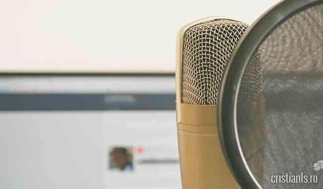 microfon podcast
