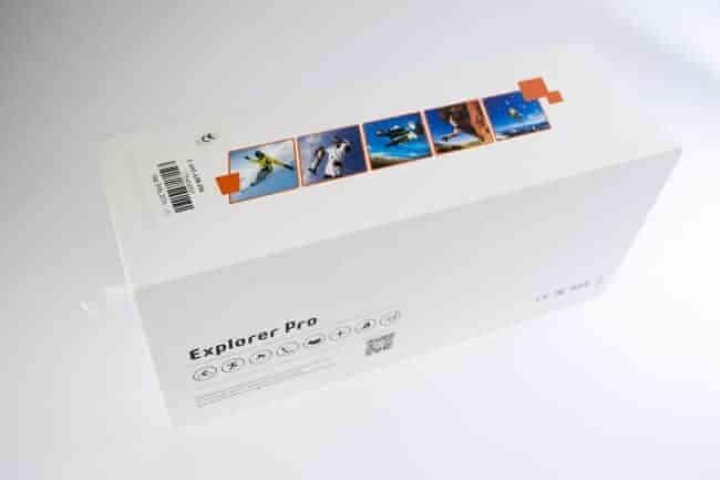 Elephone Explorer Pro - lateral stânga