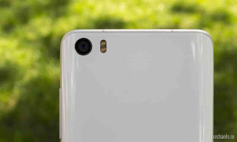 Xiaomi Mi 5 - camera foto