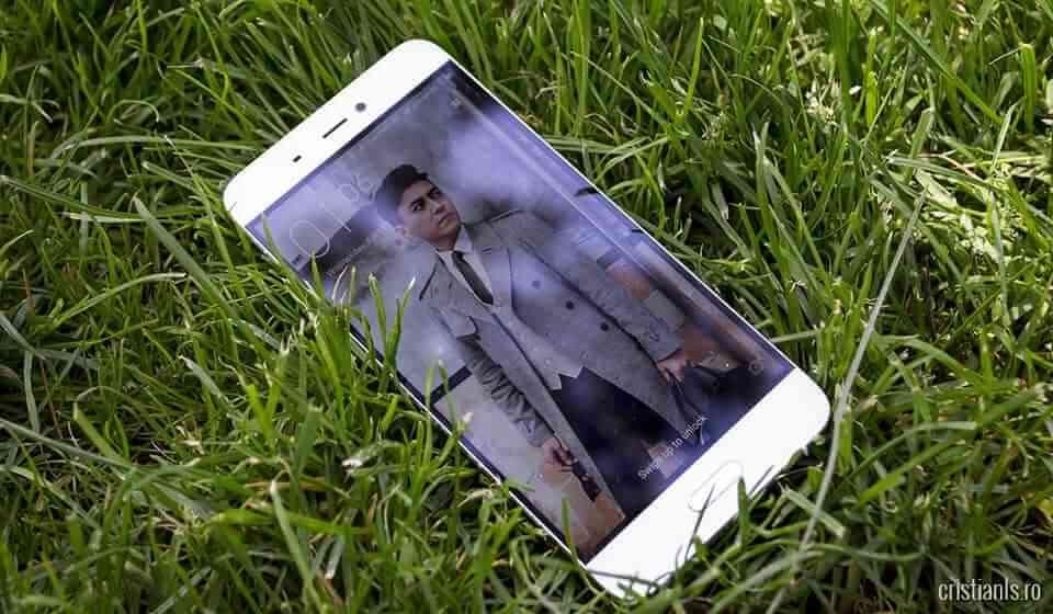 Xiaomi Mi 5 - iarba